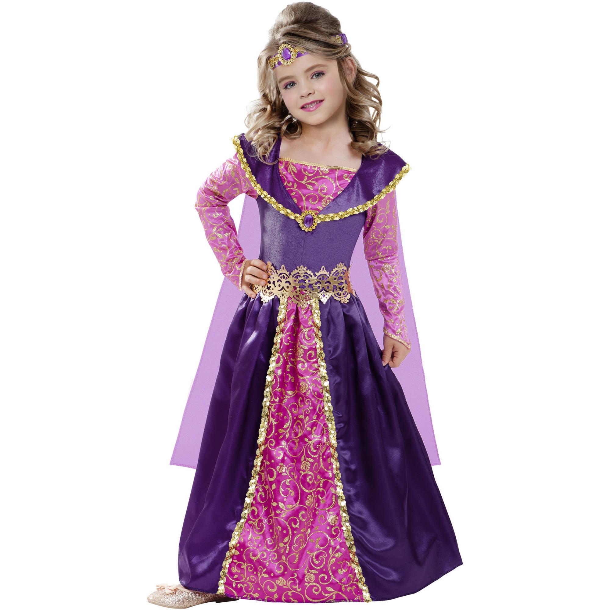 RISING28064685 Medieval Princess Child Halloween Costume