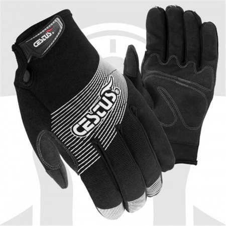 Cestus 6021 XL Trade Series Genu Ii Utility Work One Pair Glove Black