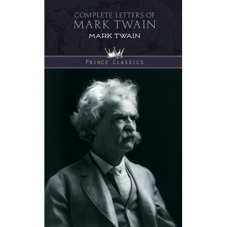 Complete Letters of Mark Twain (Hardcover)