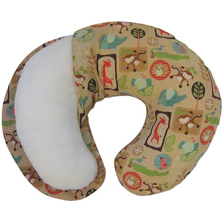 Boppy Nursing Pillow Slipcover, Jungle Patch