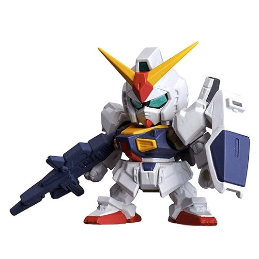 Mobile Suit Gundam Gashapon Next 22 RX-178 Gundam Mk-II by