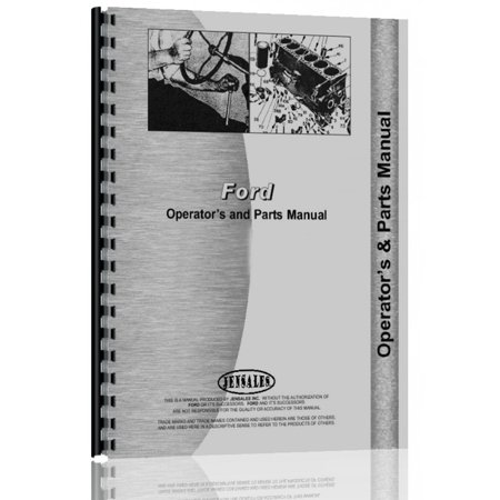 Ford 8n Parts Diagram - General Wiring Diagram