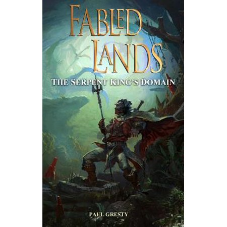 Fabled Lands: The Serpent King's Domain (Paperback)