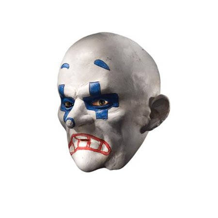 Joker Clown Mask Adult Costume Accessory - Clown Joker Mask