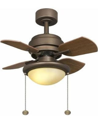Hampton bay metarie 24 in oil rubbed bronze ceiling fan