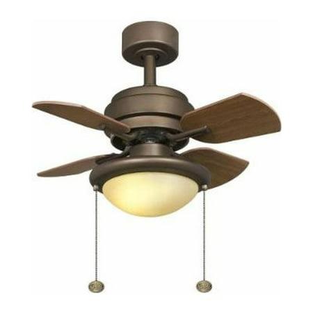 Hampton bay metarie 24 in oil rubbed bronze ceiling fan