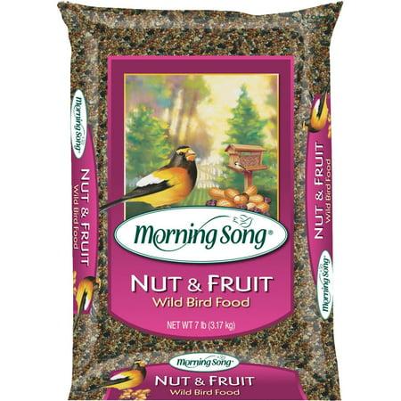 Morning Song Nut & Fruit Wild Bird Seed