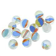 YIWULA Plastic House Building Blocks Toys Diy Maze Balls Track Construction Marble Run