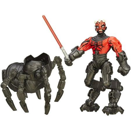 Star Wars Hero Mashers Deluxe Darth Maul - Darth Maul Theme