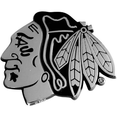 NHL Chicago Blackhawks Emblem - Chicago Blackhawks Car Decal
