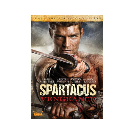 Spartacus: Vengeance - The Complete Second Season (DVD)