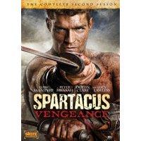 Spartacus: Vengeance - The Complete Second Season (DVD)