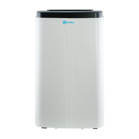 Alexa-Enabled RolliCool COOL99B Portable Air Conditioner with Heater, Dehumidifier, and Fan plus Mobile App 14000 BTU ()