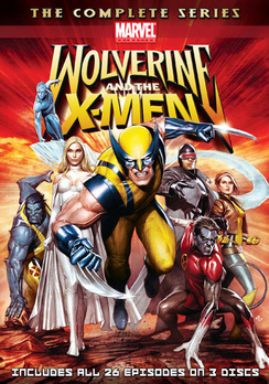 Wolverine & the X-Men: The Complete Series (DVD) by Lionsgate
