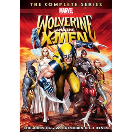 Wolverine & the X-Men: The Complete Series (DVD)