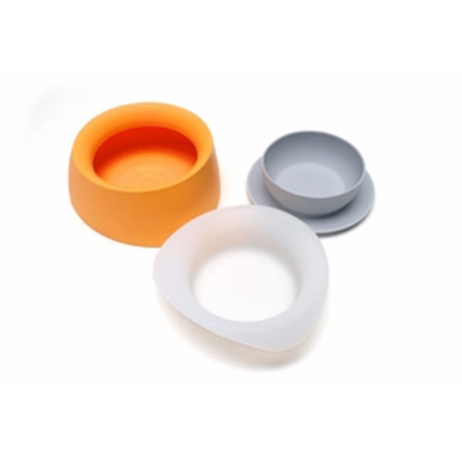 Sleepypod Yummy Bowl Set YB-MAN-S Mango Tango- Small