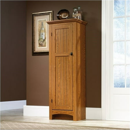 Pemberly Row Summer Home Pantry in Carolina Oak Finish (Carolina Pr)