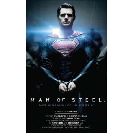 Man of Steel: The Official Movie Novelization by