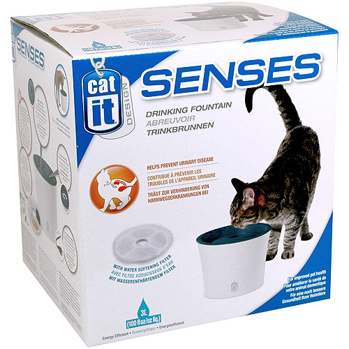 Catit Design Senses Fountain with Filter