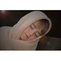 LAMINATED POSTER Human Child Sleeping Girl Blanket Poster Print 24 x 36