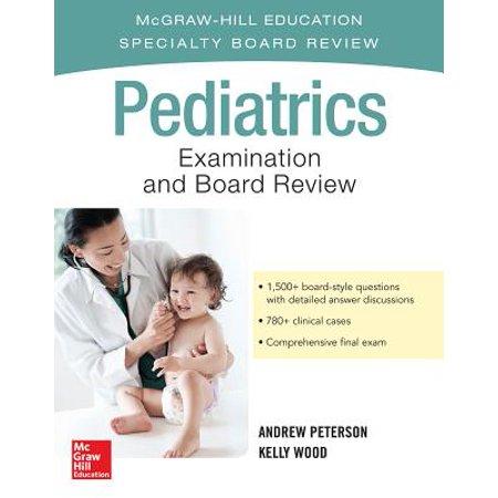Pediatrics Examination and Board Review (Pediatric Boards)