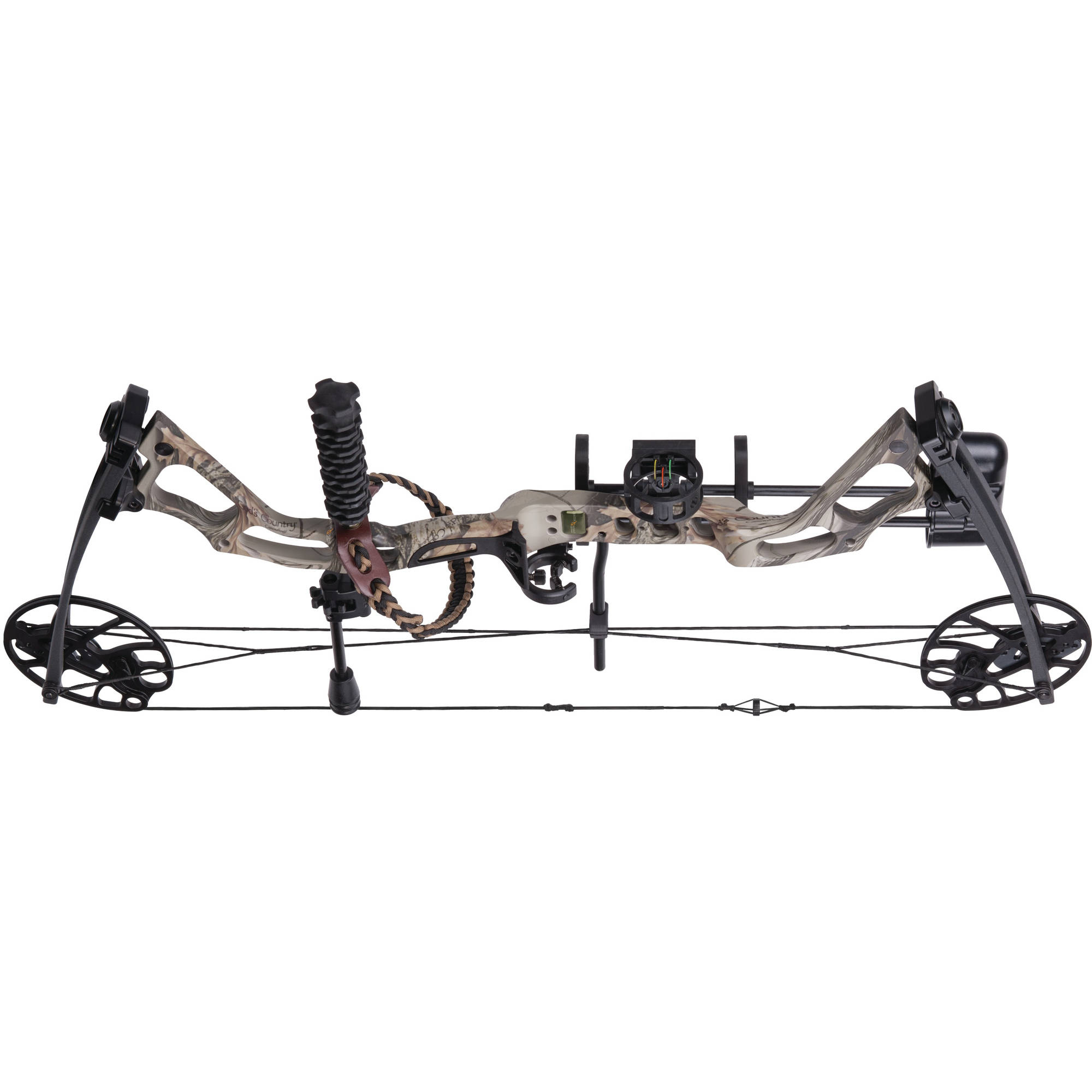 CenterPoint EOS Hunter AVCEH70KT Vertical Compound Bow with Fiber Optic Sight by Velocity Outdoor