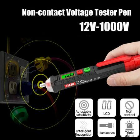 Electric AC Voltage Tester Power Detector Sensor Tester Non-Contact Pen Stick
