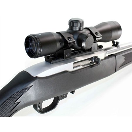 Ruger 10/22 Combo TRINITY 4x32 Riflescope With 1022 Scope Mount And Rings