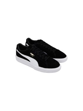 82b330cafb Product Image Puma Breaker Mens Black Suede Lace Up Sneakers Shoes