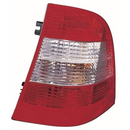 Go-Parts » 2003 - 2005 Mercedes-Benz ML350 Rear Tail Light Lamp Assembly / Lens / Cover - Left (Driver) Side - (Base Model) 163 820 23 64 MB2800106 Replacement For Mercedes-Benz