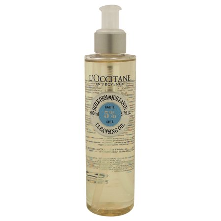 Shea Butter Cleansing Oil by LOccitane for Women - 6.7 oz Oil - image 1 of 1