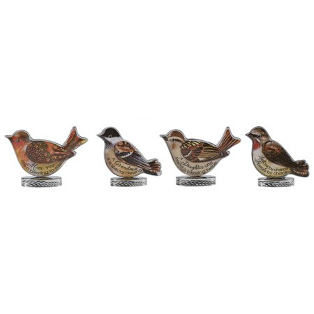 Nicest Place - Ganz Harvest Blessings Bird Figurines- Set of 2 -Together is the Nicest Place to Be