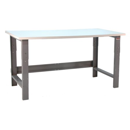 Bench Pro Roosevelt 1600 lb. Workbench with Square Edge Laminate