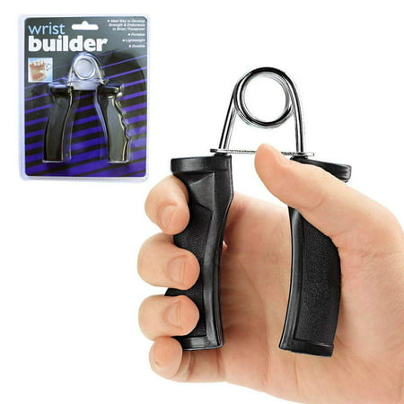 Wrist Builder Hand Grip Fitness Exercise Arm Train Strength Builder