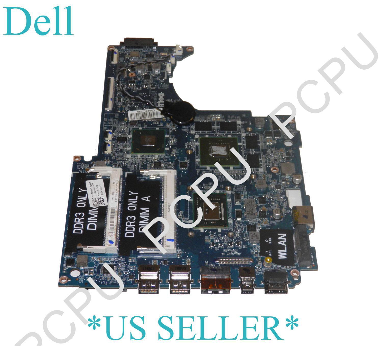 5RPKT Dell XPS 15Z Intel Laptop Motherboard w/ i7-2620M 2...