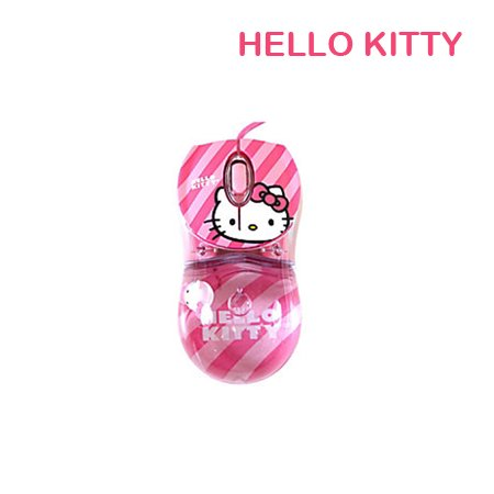 Hello Kitty Water Mouse Stripes Design (81409A)