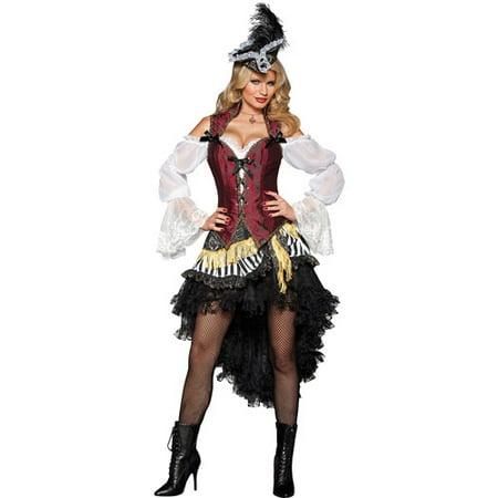 High Seas Treasure Adult Halloween Costume