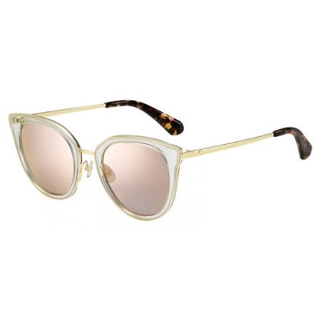 8a88c53dda7e5 Kate Spade New York - Kate Spade KS Jazzlyn Sunglasses 0S45 Pink Gold -  Walmart.com