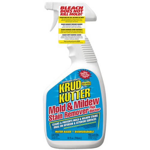 Krud Kutter Mold & Mildew Stain Remover plus Blocker