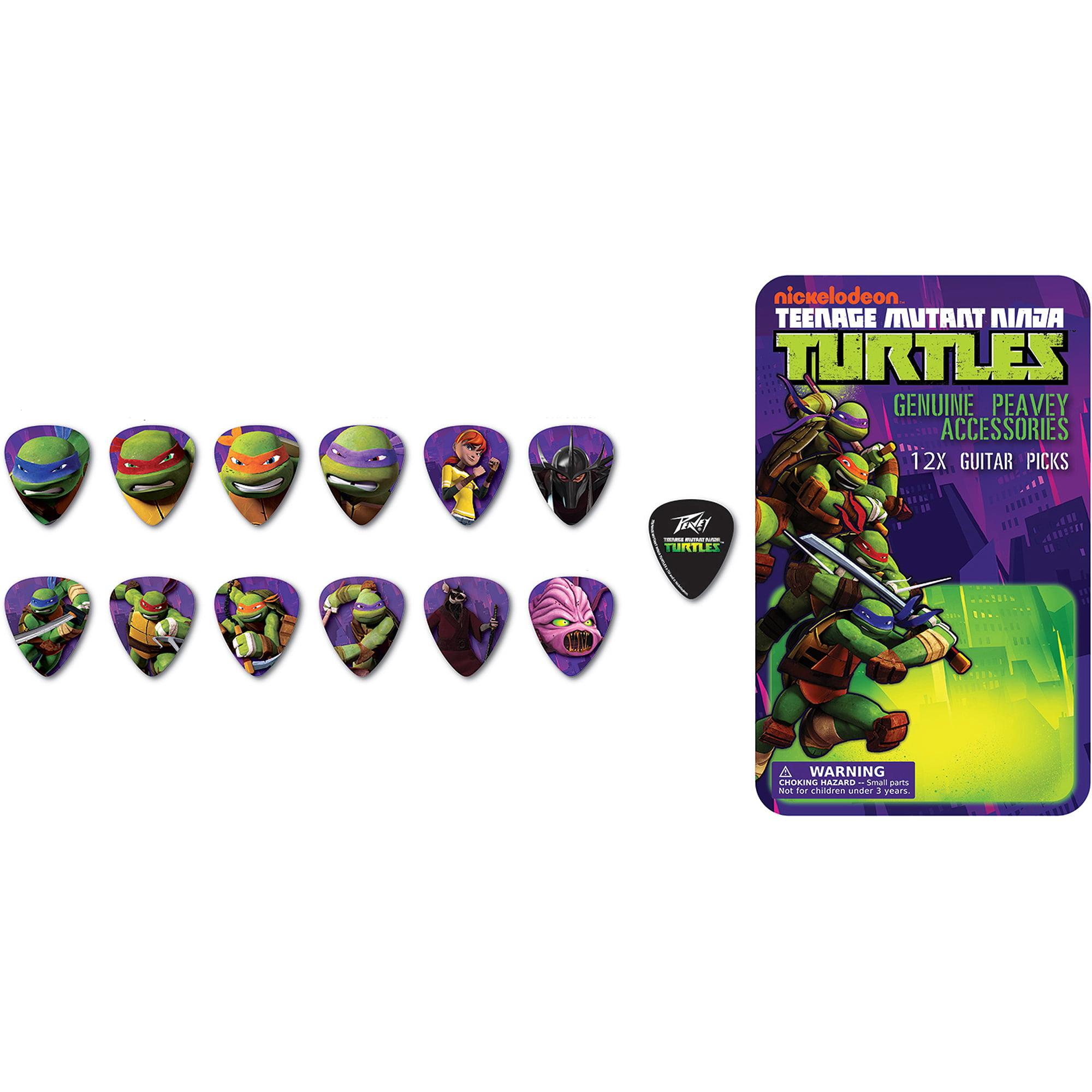 Peavey Nickelodeon Teenage Mutant Ninja Turtles Pick Pack