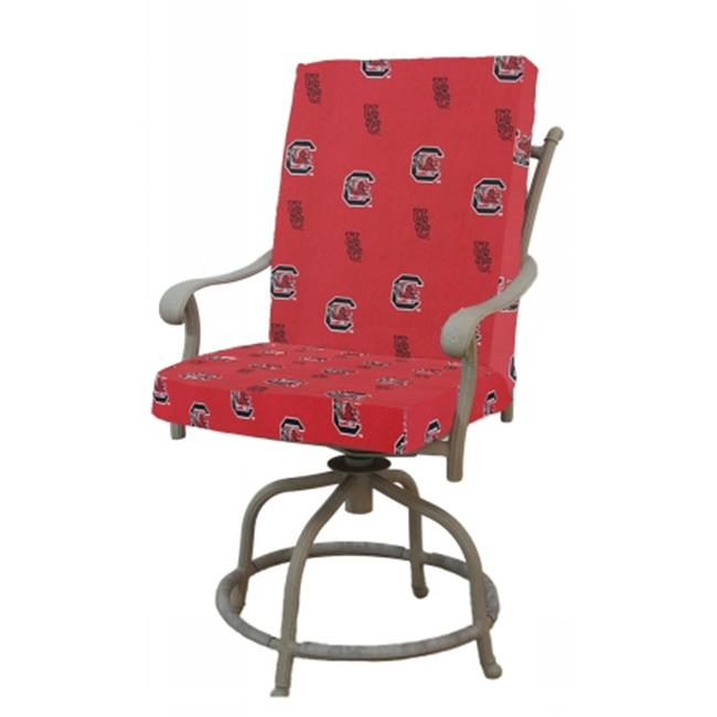 Comfy Feet SCUCC South Carolina 2pc Chair Cushion