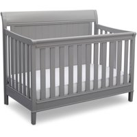 Product Image Delta Children New Haven 4 In 1 Convertible Crib Gray