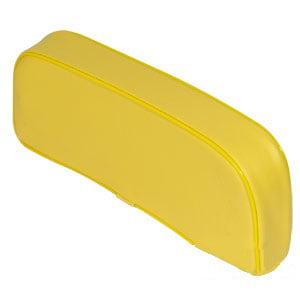 AR34267-6 New Yellow Upper Back Seat Cushion For John Deere Tractor 45 55 95 + (Buddy Seat For John Deere Tractor)