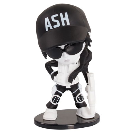 Rainbow Six Siege Black & White Series Ash Deluxe
