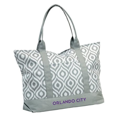 Orlando City Soccer Club Ikat Tote