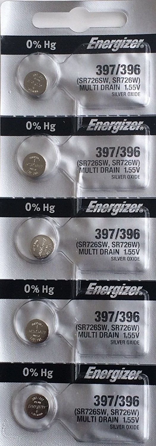 396   397 Button Cell Battery TN397396TS, ship from USA,Brand Energizer by