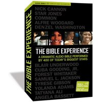 Inspired By...the Bible Experience-TNIV (Audiobook)