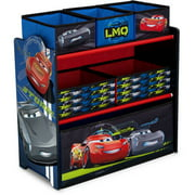 Disney Pixar Cars Multi-Bin Toy Organizer by Delta Children