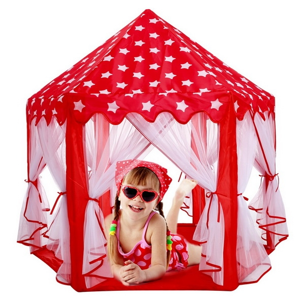 Children Princess Castle Play Tents Indoor Outdoor Large Playhouse Kids Child BYE  sc 1 st  Walmart & Children Princess Castle Play Tents Indoor Outdoor Large Playhouse ...