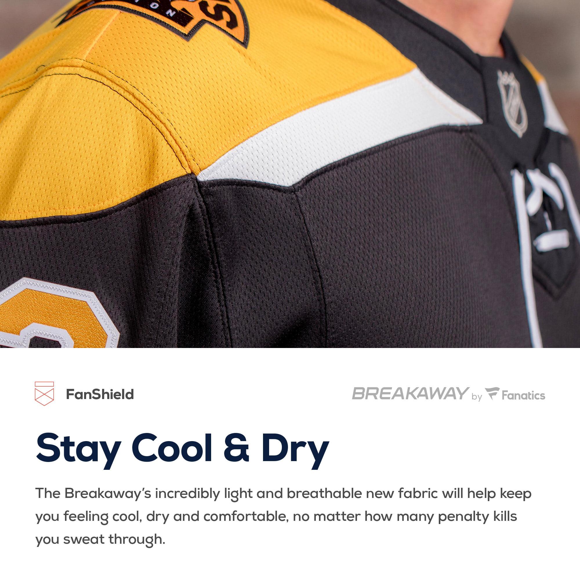cad00f7a8 Patrice Bergeron Boston Bruins Fanatics Branded 2019 Winter Classic  Breakaway Player Jersey - White - Walmart.com